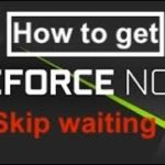 How to get Geforce Now + Skip the waiting list on MacPc
