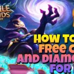 Mobile Legends Hack 2019 iOSAndroid – Free Diamonds and Coins