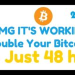 2019 PRIVATE BITCOIN DOUBLE HACK – Program Doubles Your