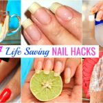 7 Life HACKS To GROW NAILS Fast Strong Beauty DIY Remedy