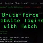 Brute-Force Nearly Any Website Login with Hatch Tutorial