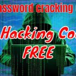 Free Full Hacking Course Free Password cracking Course How