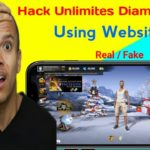 GARENA FREE FIRE HOW TO HACK UNLIMITED DIAMOND USING WEBSITES (