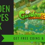 GardenScapes Cheats and Hack – Unlimited coins and stars for free