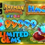 How to hack Rayman Adventures Hack Unlimited free Diamonds