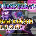 BARU EAP MOD TOOL V14 S12 Radar Map Hack PATCH KOF ESMERALDA