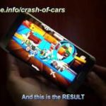 Crash of Cars Hack 2019 – Cheats Coins and Gems – iOS Android