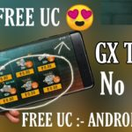 GX TOOL PUBG UC HACK IN ANDROID IOS DOWNLOAD :-GET FREE UC BUY
