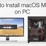 How to Install macOS Mojave on PC Hackintosh Step By Step