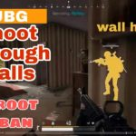 How to hack pubg mobile, wall hack, aimbot, invisible, no