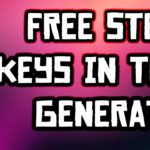 NEW STEAM KEYS GENERATOR – NOW FREE GAMES FOR STEAM Any games