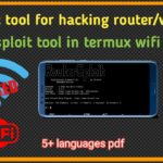 No-root how to hack routerwifi from routersploit in termux