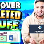 RECOVER Deleted Files for FREE on MacWindows (Photos, Videos,
