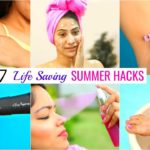 7 Life Saving SUMMER HACKS You Must Try Teenagers Skincare