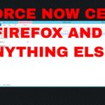 GEFORCE NOW USE FIREFOX AND ANYTHING ELSE YOU WANT 2019