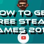 HOW TO GET FREE STEAM GAMES 2019 WORKING