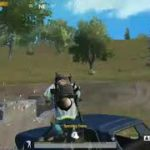 Hacker in pubg mobile wall crack high jump