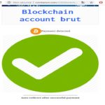 How to brut blockchain accounts and earn free bitcoin