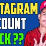 INSTAGRAM ACCOUNT HACK ?