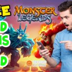 Monster Legends Hack for GEMS Working on AndroidiOS