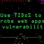 Probe Sites for Vulnerabilities with TIDoS, the Offensive Web