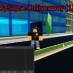 SYNAPSE X GIVEAWAY 😯 JAILBREAK GRINDING