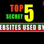 Top 5 Secret Websites Used By Me – Part 1 🔥