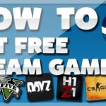 how to get free steam games