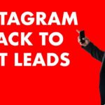 A CRAZY Hack To Generate Leads On Instagram No Instagram Ads