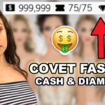 Covet Fashion Hack 🌸 How to get unlimited Cash Diamonds