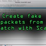 Create Packets from Scratch with Scapy Tutorial