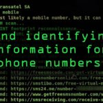 Find Information from a Phone Number Using OSINT Tools Tutorial