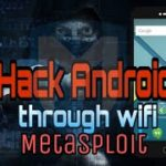 Hack android device over wlan hotspot using Metasploit Hack