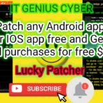 How to patch any Android or IOS App , obtain all coins, money,