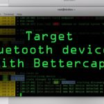 Identify Target Bluetooth Devices with Bettercap Tutorial