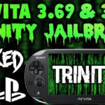 PS Vita Installing Trinity 3.69 3.70 Custom Firmware (FULL