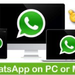 The Quickest Way to Use WhatsApp on Windows PC or Mac OS?