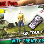 GX Tool — GET Free 10,000 UC In Pubg Mobile Free New Tricks No