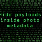 Hide Payloads for MacOS Inside Photo Metadata Tutorial