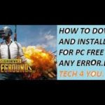 How To Download PUBG Mobile on PC ( Very Easy ) FREE