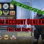 How to Generate Multiple Steam Account for CSGO Hacking.Hurry
