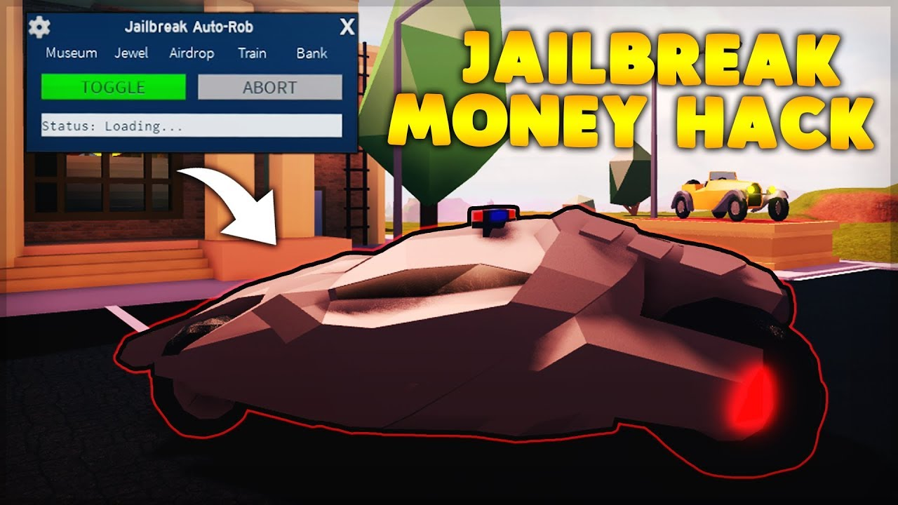 Hack Roblox Jailbreak Tools Jailbreak Money Hack Auto Farmer Exploit