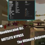 Unturned – :Thanking: Hack Free Unobfuscated DLL