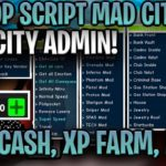 🔥 WORKING 🔥 BEST SCRIPT HACK MAD CITY FREE GAMEPASS,