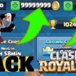 Clash Royale Hacks AndroidIos Mod Apk, Unlimided Everything