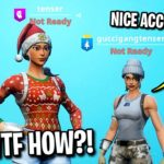 I lost my Fortnite account to a hacker…