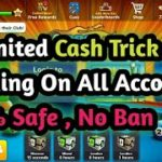 8 Ball Pool Cash Trick 100 Working And Safe Syed Mk