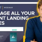 Agencies: Manage all your client landing pages with AdPage