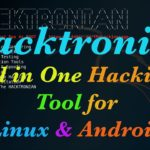 Hacktronian – All in One Hacking Tool for Linux Android✔