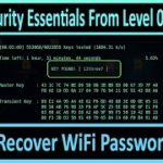 How to Hack WiFi Password in Kali Linux 2019 Hack WiFi Network